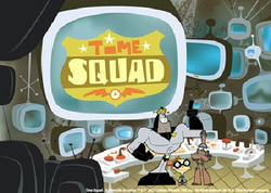 Time squad title