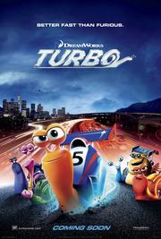 Turbo 2013 poster