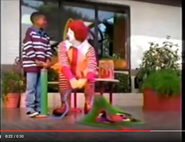 McDonalds Commercial I Am Hungry Sound Ideas, CARTOON, SQUEAK - SEVERAL RUBBER SQUEAKS, STRETCH