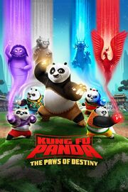 Kung Fu Panda The Paws of Destiny Poster