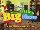 Leo Little's Big Show (Shorts) Sound Ideas, SQUEAK, GLASS - QUICK GLASS RUB SQUEAK, CARTOON 03
