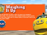 Chuggington: Weighing It Up (Online Games)