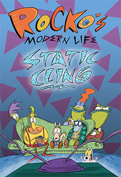 Rocko's Modern Life, Static Cling