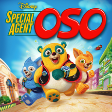 Special agent oso cover