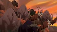 The Lion King II Simba's Pride Elephant Single Clas AT043801