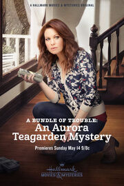 A Bundle of Trouble An Aurora Teagarden Mystery Poster