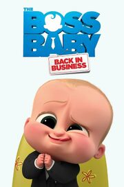 The Boss Baby Back in Business Poster