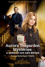 Aurora Teagarden Mysteries A Game of Cat and Mouse Poster