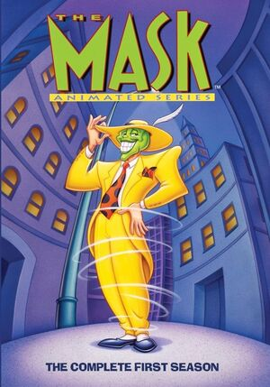 The Mask Animated Series