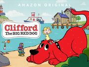 Clifford the Big Red Dog (2019 TV Series) Poster