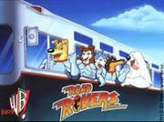 Road Rovers Poster
