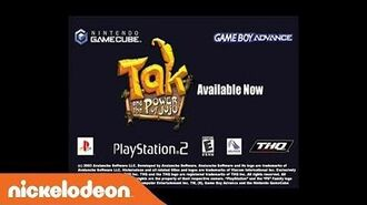 Tak and the Power of Juju (2003) video game promo 2 (60fps)