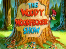 The New Woody Woodpecker Show Title