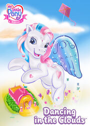 My Little Pony Dancing in the Clouds Poster