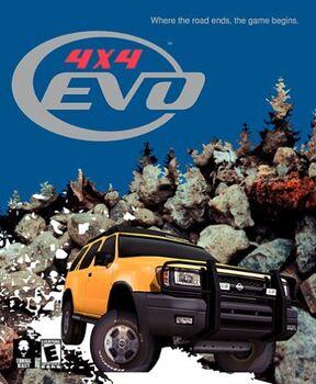 4x4Evolution CoverArt