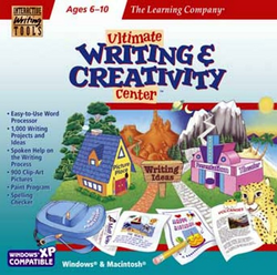 Ultimate Writing and Creativity Center Box Art