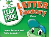 LeapFrog: The Letter Factory (2003) (Videos)