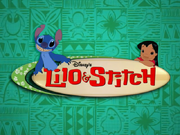 Lilo and Stitch The Series Title