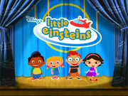 Little einsteins title