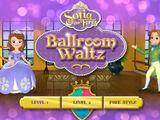 Sofia the First: Ballroom Waltz (Online Games)