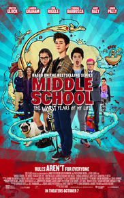 Middle School The Worst Years of My Life (film)