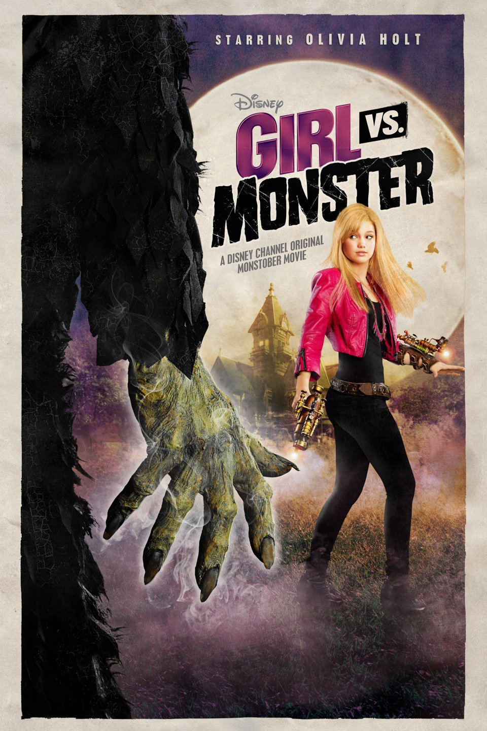 Girl Vs Monster 2012 Soundeffects Wiki Fandom Powered By Wikia 12 Channel Original October
