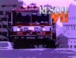 Rescue 911 logo