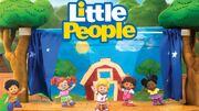 Little People Title