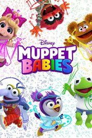Muppet Babies (2018 TV Series) Poster