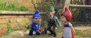 Sherlock Gnomes (2018) (Trailers) Sound Ideas, POTTERY - CLAY POT BREAK, CRASH, SMASH 02