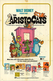 The Aristocars Poster
