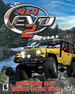 4x4 EVO 2 Coverart