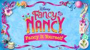 Fancy Nancy Fancy It Yourself