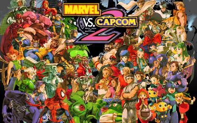 Marvel vs. Capcom 2 New Age of Heroes