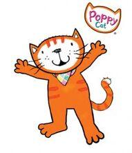 Poppy Cat logo