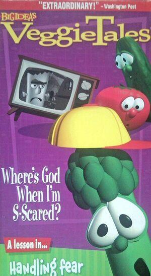 VeggieTales - Where's God When I'm S-Scared (1993)