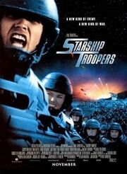 220px-Starship Troopers - movie poster