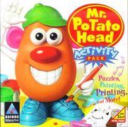 Mr. Potato Head Activity Pack CD Cover