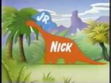 Nick Jr. ID - Dinosaurs