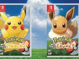 Pokémon Let's Go! Pikachu and Eevee