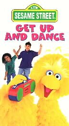 Sesame Street Get Up and Dance