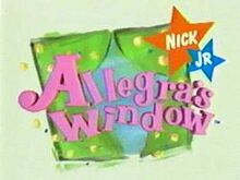 Allegra's Window Logo