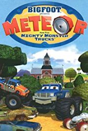 BigfootPresentsMeteorandtheMightyMonsterTrucks Poster