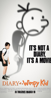 Diary of a Wimpy Kid 2010 Poster