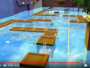 Looney Tunes Back in Action Video Game Sound Ideas, ROCK, WATER - ROCK SPLASH INTO WATER 03
