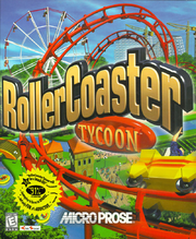 RollerCoaster Tycoon cover