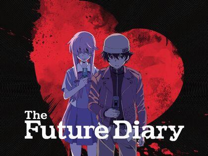 The Future Diary Cover