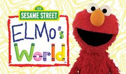 Elmo's world cover