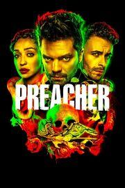 Preacher TV Series Poster