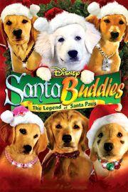 Santa Buddies Poster